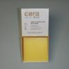 Caja de placas cera articular amarilla